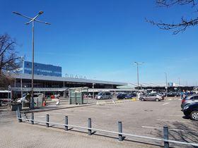 Flughafen in Prag (Foto: Ondřej Tomšů)
