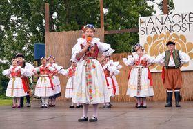 Festividades Folklóricas de Haná, foto: Páginas oficiales de la ciudad de Chropyně