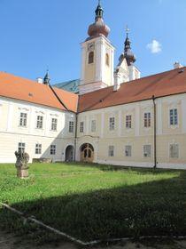 Klášter vNové Říši, foto: Archiv Radia Praha