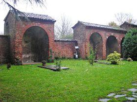 Klášterní hřbitov vChiaravalle, foto: Michaela Krčmová / Český rozhlas