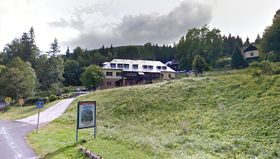 Karlova Studánka, foto: Google Street View