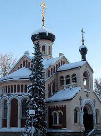 / Церковь святого равноапостольного князя Владимира, Фото: Катерина Айзпурвит