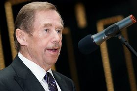 Ex presidente Václav Havel
