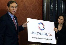 Jan Švejnar (Foto: CTK)