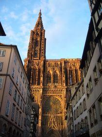 Catedral de Notre Dame en Estrasburgo, foto: Free Domain