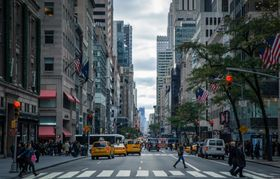 New York, photo: Nout Gons / Pexels