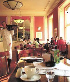 Café Louvre, photo: www.cafelouvre.cz