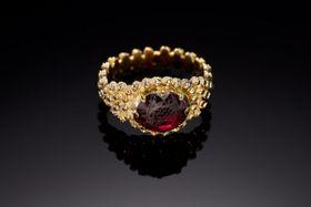 Перстень, фото: Павел Шкаха, Областной музей города Мост