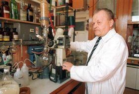 Antonín Holý, Foto: CTK