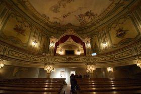 Barocktheater in Český Krumlov (Foto: Ondřej Tomšů)