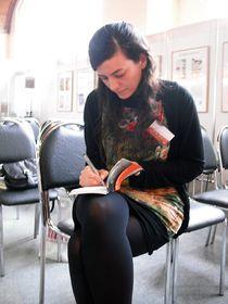 Samanta Schweblin, foto: Dominika Bernáthová