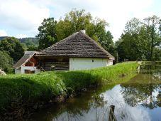 Hoslovický mlýn, foto: Michal Klajban CC BY-SA 3.0 / Wikimedia