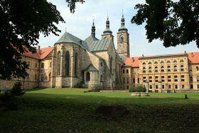 Teplá abbey