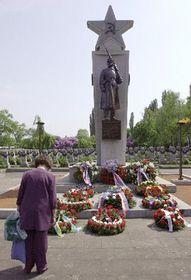 58 aniversario de fin de la Segunda Guerra Mundial en Praga, foto: CTK