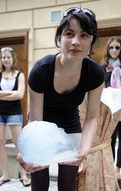 Markéta Jáchimová, photo: CTK