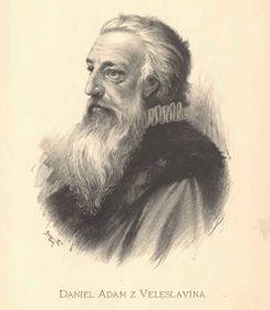 Daniel Adam zVeleslavína