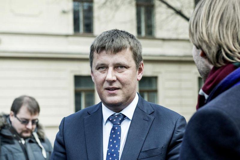 Tomáš Petříček, foto: MIchaela Danelová, ČRo