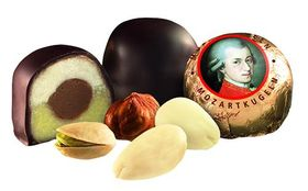 Mozart Balls, photo: Erich73, Wikimedia Commons, CC BY-SA 4.0