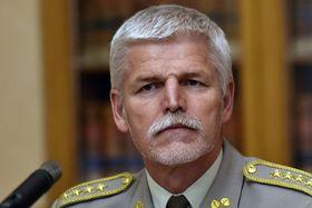 Генерал Петр Павел, фото: Архив Чешского радио