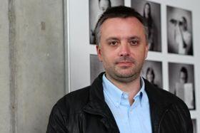 Ondřej Kundra, photo: Jana Přinosilová, ČRo