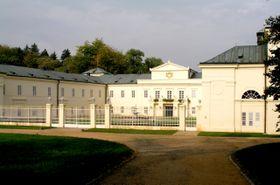 Schloss Kynžvart (Foto: Archiv Radio Prag)