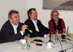 Fero Fenič (a laizquierda) Foto: Martina Schneibergová