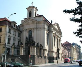 Cyril and Methodius church, photo: archive of Radio Prague