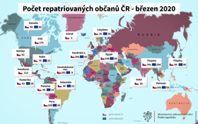 Zdroj: Ministerstvo zahranici ČR