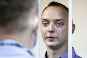 Ivan Safronov, foto: ČTK / AP / Sofia Sandurskaya