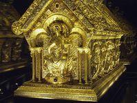 Relicario de San Mauro, foto: NPÚ