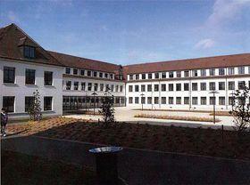 Le lycée de Montgeron, photo: Site officiel du lycée de Montgeron
