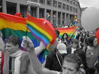 Prague Pride (Foto: Miroslav Hamřík, Archiv des Tschechischen Rundfunks)