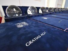 Ocenění Gratias agit, foto: Ondřej Tomšů