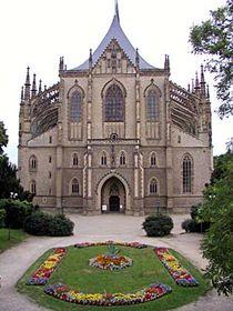 Kirche der heiligen Barbara