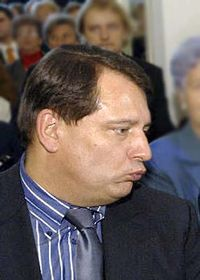 Premiér Jiří Paroubek, foto: ČTK