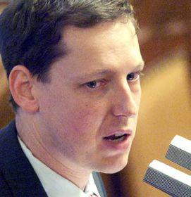Prime Minister Stanislav Gross, photo: CTK