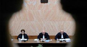 Конституционный суд, фото: Чешское телевидение