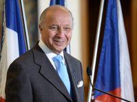 Laurent Fabius, photo: ČTK