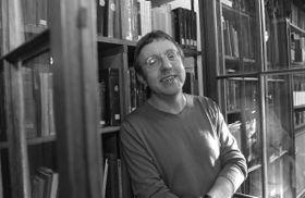 Alan Spence, photo: archive of Alan Spence