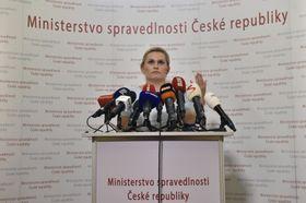 Taťána Malá, photo: ČTK / Vít Šimánek