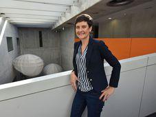 Eva Le Peutrec, photo: Ondřej Tomšů