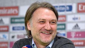 Dietmar Beiersdorfer (Foto: Archiv Hamburger SV)