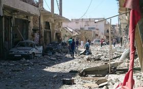 The situation in Syria is very bad, photo: ČTK