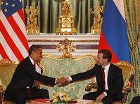 Barack Obama y Dmitri Medwedew, foto: www.kremlin.ru