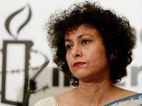 Irene Khan, secrétaire général d'Amnesty International, photo: CTK