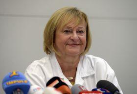 Hana Roháčová, foto: ČTK/Kateřina Šulová
