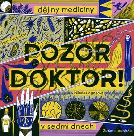 «Внимание, доктор!», фото: издательство Běžíliška
