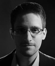 Edward Snowden, photo: Freedom of the Press Foundation, CC BY 4.0