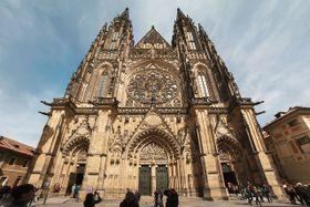 Catedral de San Vito en Praga, foto: Lynx1211, CC BY-SA 4.0