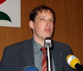 Ex-primer ministro checo Stanislav Gross